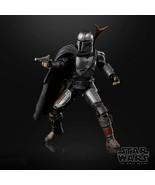 Star Wars The Black Series 6 Inches The Mandalorian Beskar Armor Figure ... - $79.90