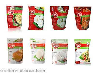Primary image for MTR  Breakfast Mix  Choose from 8 Variants  South Indian Breakfast