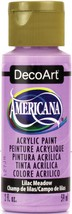 Americana Acrylic Paint 2oz-Lilac Meadow - $5.62
