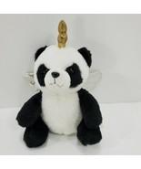 """Justice Panda Unicorn Plush Stuffed Animal GUND 6"""" Mini Pandacorn - $24.18"""