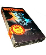 WITNESS Harrison Ford Kelly McGillis Lucas Haas VHS Movie NEW Sealed 1985 - $11.99