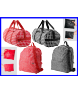 "Packable & Collapsible - Large Duffel Sports Bag 21"" and Backpack 17"" Tr... - $14.99+"
