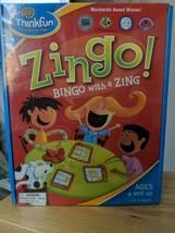 ThinkFun Zingo Bingo Award Winning Preschool Game for Pre-Readers and (Z... - $19.79