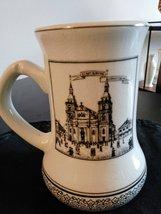 Altenkunstadt  Vintage Porcelain Beer Mug Stein Wilhelmshaven Germany Graphics B image 2