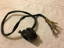 Vintage Honda Motorcycle Start and Kill Switch 35250110791 XL100 - $49.99