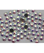 2.8mm SS10 Crystal AB Y001AB Hotfix Rhinestones (10 Gross)-1440 Pieces - $17.20