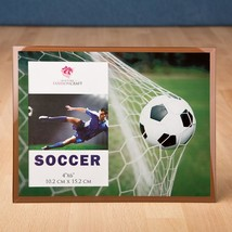 fabulous Soccer frame 4 x 6 from gifts by fashioncraft  - $8.99