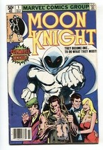 Moon Knight #1 Comic Book 1988-MARVEL COMICS-First Issue Vg - £20.27 GBP