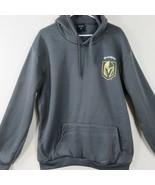 Las Vegas Golden Knights NHL Gray Hoodie Mens XL Pullover Station Casino... - $59.34