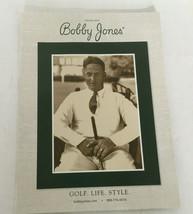Bobby Jones 2015 holiday catalog catalogue golf life style clothing cata... - $19.75