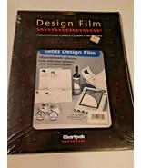 Chartpak Gloss Design  FILM FOR COPIERS DGP 10 SHEETS - $11.87