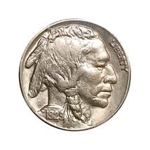 1929 S Buffalo Nickel - Choice BU / MS / UNC - $43.45