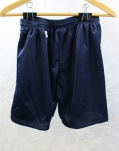 A4 Basketball Shorts Blue Youth Size L - $7.91