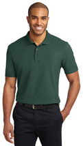 Port Authority K510 Soil & Stain-Resistant Polo Shirt - Dark Green - ₹1,034.00 INR+