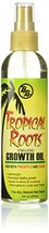 Bronner Brothers Tropical Roots Growth Oil, 8 Ounce - $12.46