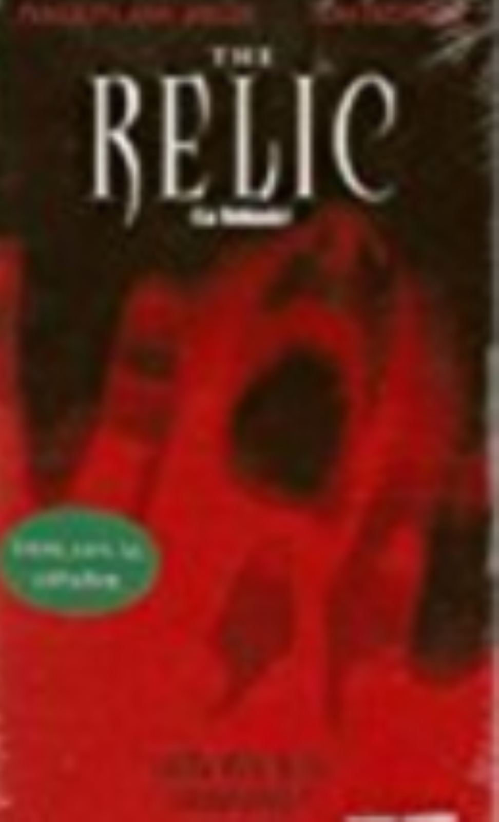 The Relic Vhs