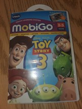 Lot Of 4 Vtech MobiGo Learning Games Toy Story 3, disney, Cars, Kung Fu 2 - $50.99