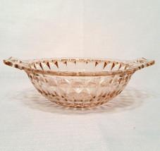 Pink Depression Glass Serving Dish Vintage 1930... - $15.00