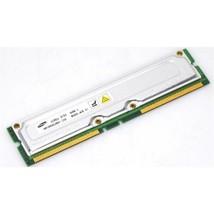 Samsung MR16R0824BN1 Memory Module - 64 MB RDRAM - PC-800 - 184-Pin - Non-ECC - $29.06