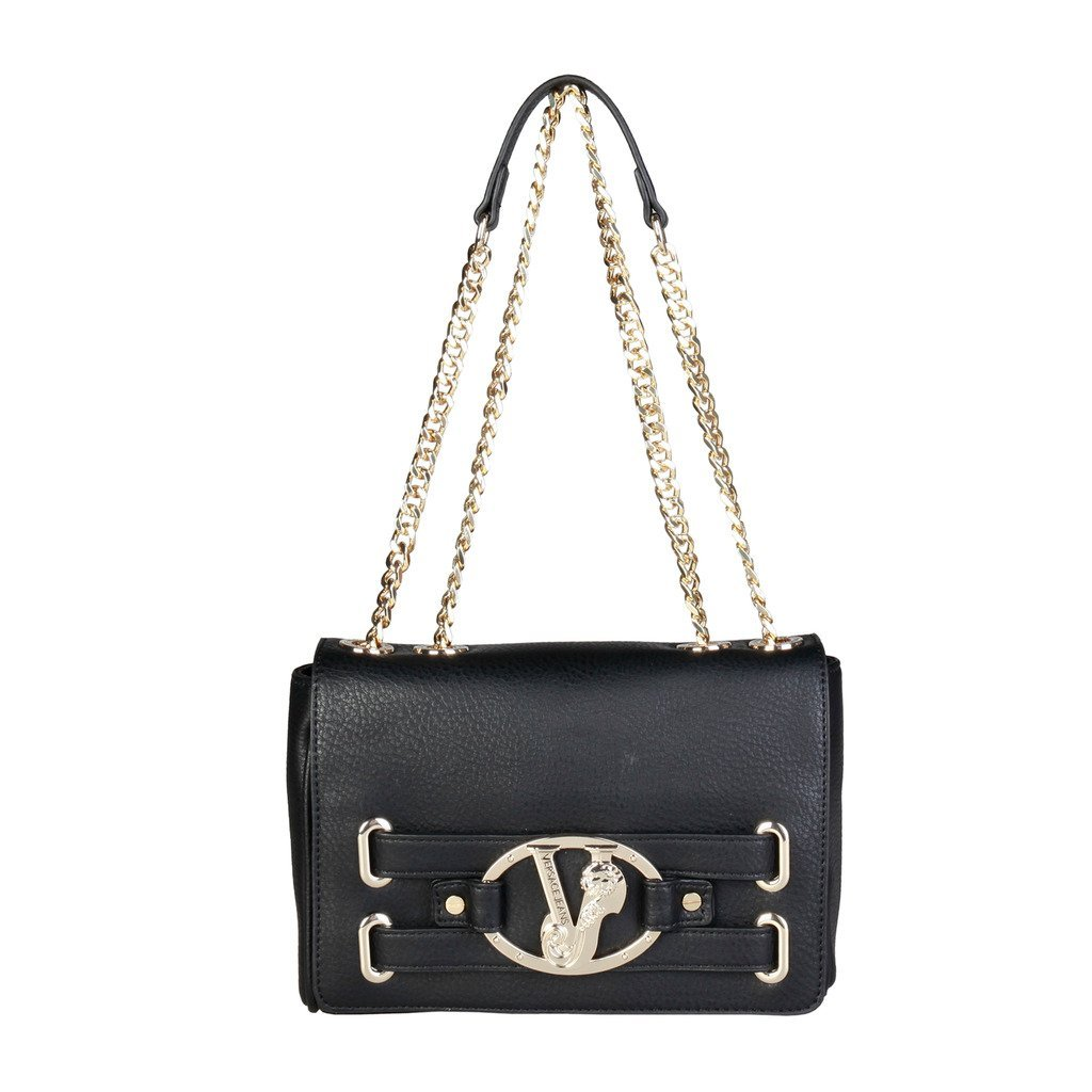 22f1270efb Versace Jeans Black Clutch Crossbody Purse and 50 similar items. Large 45