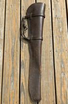 Original WWI U.S. Army M1904 Leather Rifle Scabbard for M1903 Springfield - $210.33