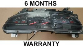 2004 FORD SUPER DUTY E350 DIESEL AUTO INSTRUMENT CLUSTER - $246.51