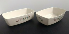 Vintage Franciscan China WINSOME Serving Dishes Set of 2 Made in USA - $36.39
