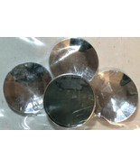Westrim Crafts 20mm Crystal Acrylic Round Jewels- 4 Pcs #7452 - $0.99