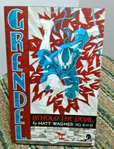 Grendel Behold The Devil Comic Issue 4 February 2008 Dark Horse Comics - $2.90