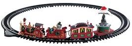 Lemax Santa's Wonderland Collection, North Pole Railway, #74223 - $87.41