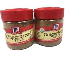 2x McCormick Gingerbread Spice Seasoning BB 1/21 - $17.82