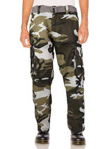 SW Men's Tactical Combat US Force Military Army Cargo Pants Trousers with Belt image 8