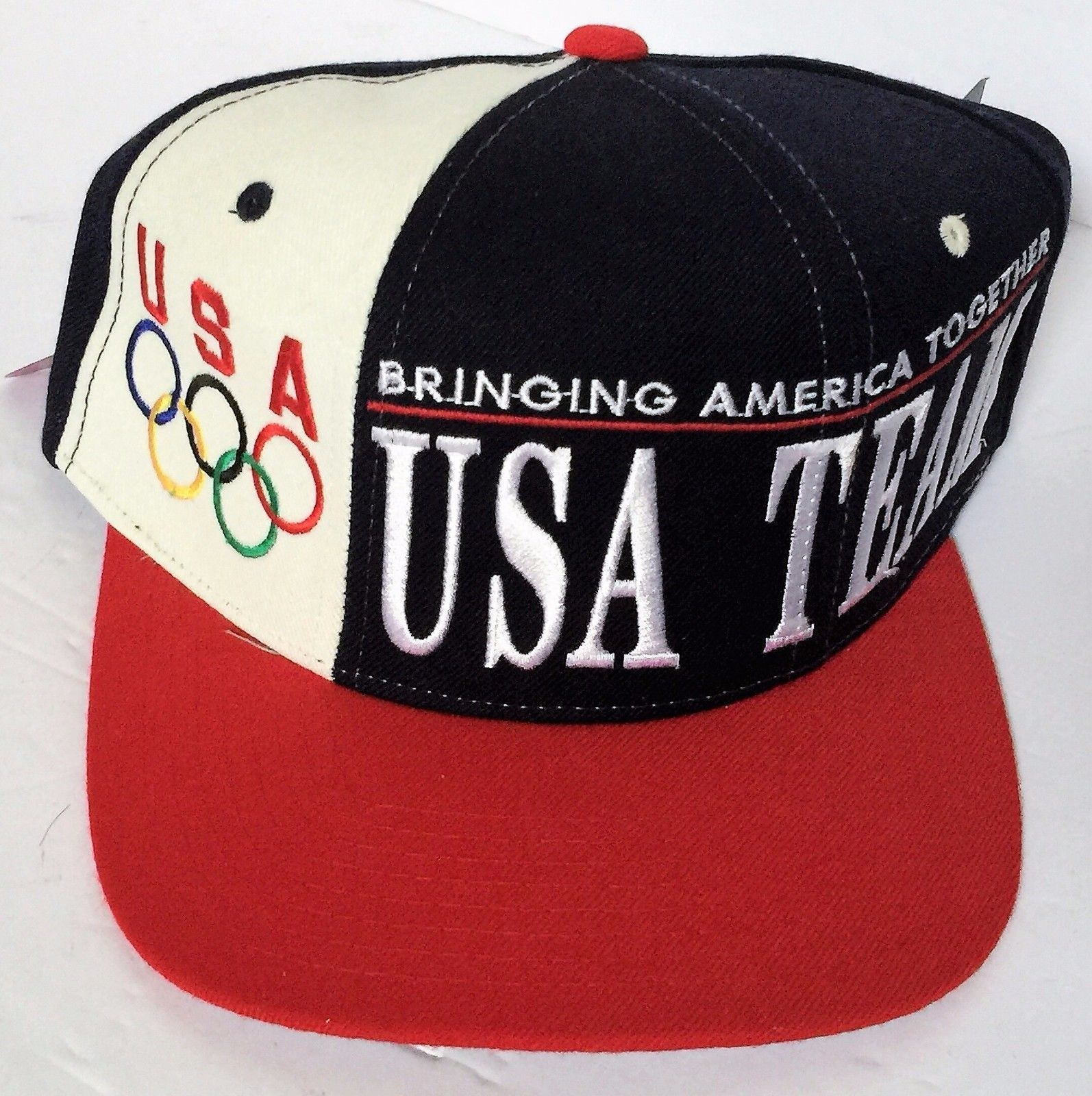 the best attitude c3460 b3f70 VTG Vintage 1996 Starter Olympic Games Team and 50 similar items