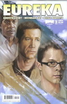 Eureka TV Series Comic Book #2 Cover A 2009 NEAR MINT NEW UNREAD - $4.99