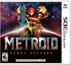Metroid: Samus Returns - Nintendo 3DS NEW - $39.59