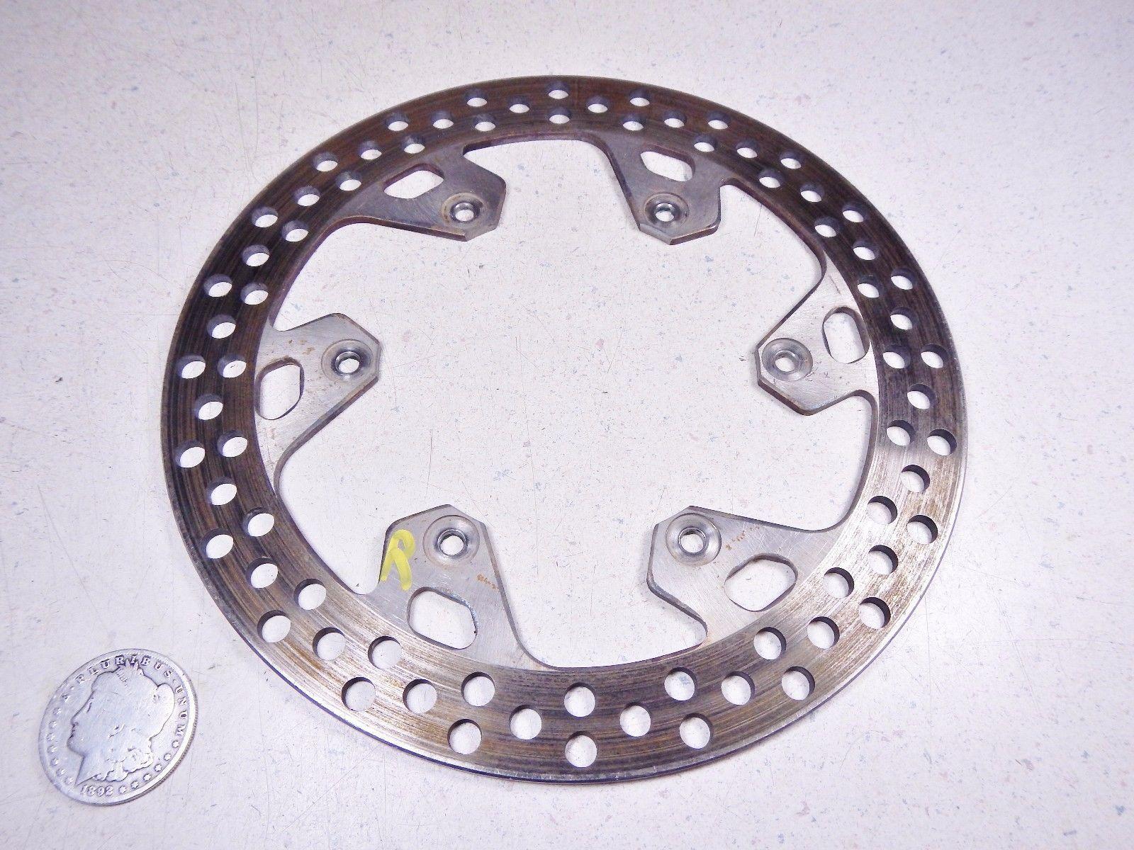 99 yamaha yz125 frein arri re disque rotor brake rotors. Black Bedroom Furniture Sets. Home Design Ideas