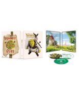 Shrek [20th Anniversary Edition] [SteelBook] [Digital Copy][4K Ultra HD Blu-ray] - $34.99