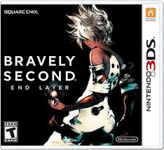 Bravely Second: End Layer - Nintendo 3DS [video game] - $8.64
