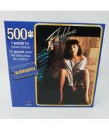Cardinal Blockbuster 500 Pc Jigsaw Puzzle - New - Flashdance - $14.99