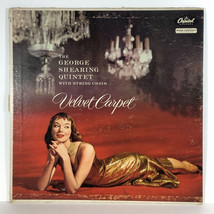 c Velvet Carpet LP Vinyl Album Record T-120 Canadian - $7.83