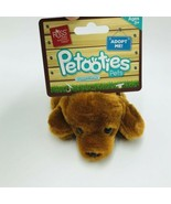 "Russ Petooties Pets Irish Setter Puppy Friends 5"" Beanbag Plush Adopt Me... - $14.99"