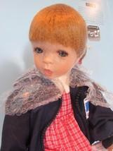 Linda Steele CANDI Porcelain US Postal Service Mail Carrier Doll - $44.55