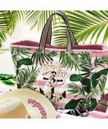 Victoria's Secret Anchor Paradise Beach VS Signature Iconic Pink Stripe ... - $25.74