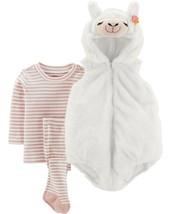 Carters Little Llama Halloween Costume Size 6/9 Months Boy or Girl 3 Pie... - £28.90 GBP