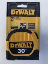Dewalt 30' tape measure with 10' Standout - $24.49