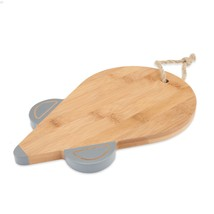 cheese board, Bamboo Squeak Mouse rustic serving elegant cheese boards - $35.16