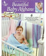 Beautiful Baby Afghans Annie's Crochenit PATTERN/INSTRUCTIONS Booklet 6 ... - $2.67