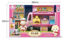 Konggi Rabbit Gurmi Sheep Food Truck Kitchen Doll Toy Roleplay Playset image 4
