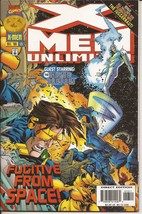 Marvel X-Men Unlimited #13 Silver Surfer Fugitive From Space - $2.95