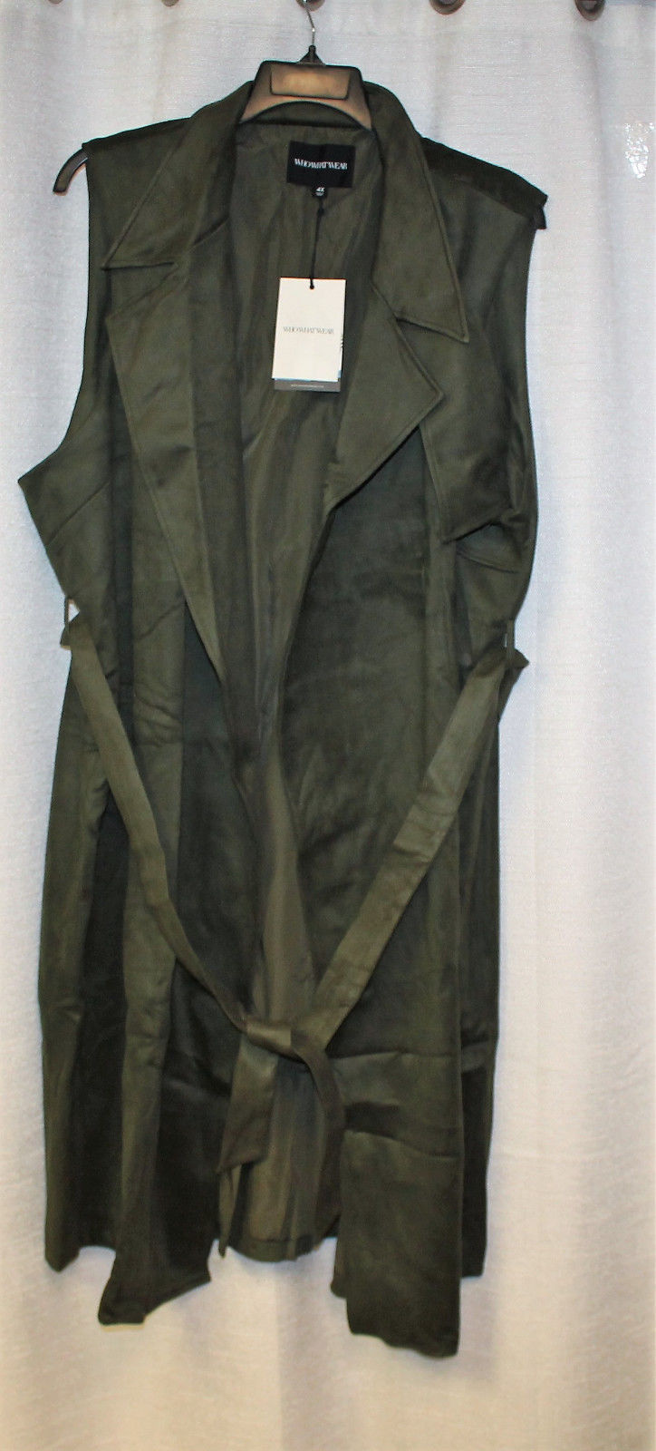 6568f76a943 New Who What Wear Womens Plus Size 4X Green and 50 similar items